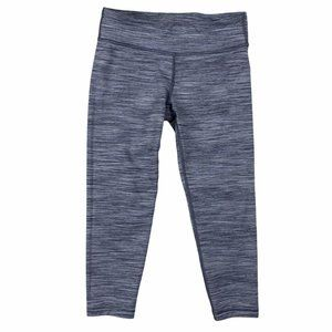 Ivivva By Lululemon Heathered Grey Crops - Size 12